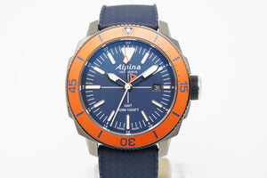 Alpina Seastrong Diver GMT Quartz AL-247LNO4TV6