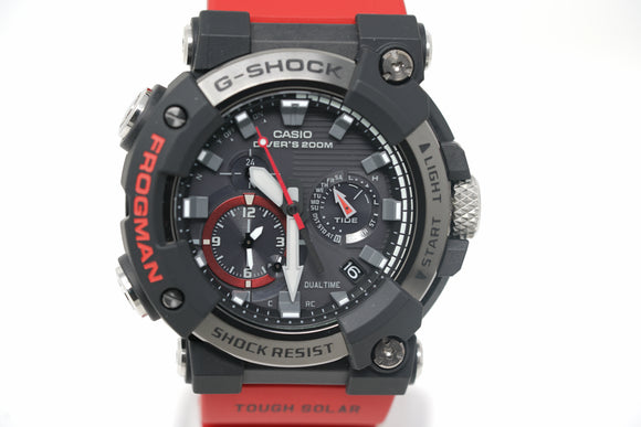 Pre-Owned G-Shock Master of G FROGMAN GWFA1000-1A4