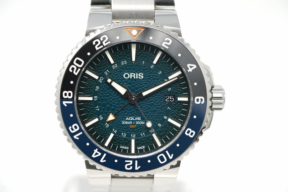 Pre-Owned Oris Whale Shark Limited Edition 01 798 7754 4175