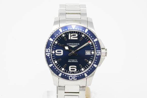 Longines HydroConquest Automatic Blue L37414966