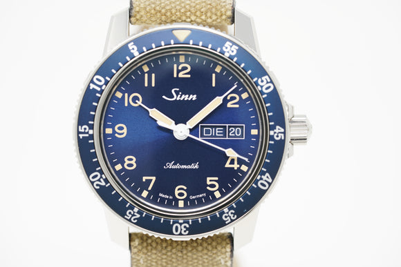 Sinn 104 St Sa A B E Limited Edition with Extra Strap