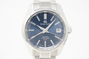 Pre-Owned Grand Seiko Hi-Beat 36,000 GMT Boutique Limited SBGJ235