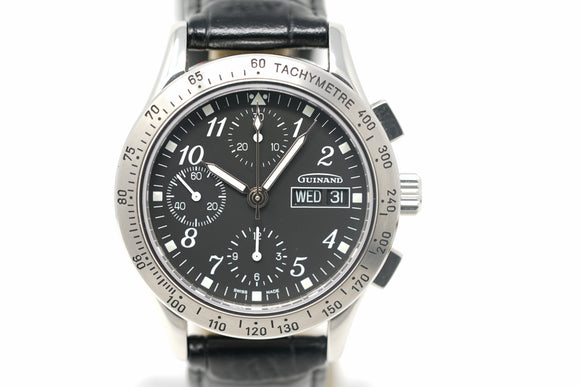 Pre-Owned Guinand Chronograph 21.50.04E
