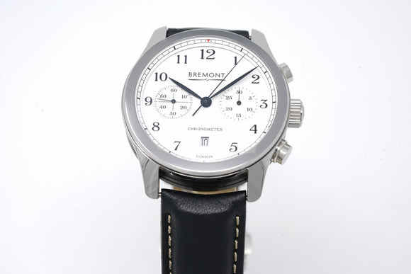 Bremont ALT1-C/PW with Extra Strap
