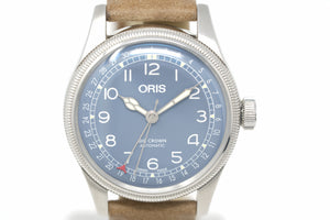 Pre-Owned Oris Big Crown Pointer Date 01 754 7741 4065-07 5 20 63