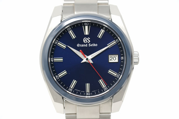 Pre-Owned Grand Seiko Sport 60th Anniversary Quartz Limited SBGP015