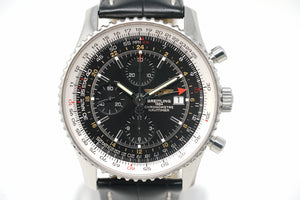 Pre-Owned Breitling Navitimer World A24322