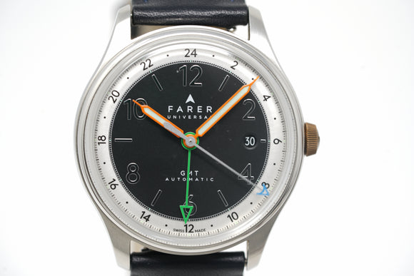 Pre-Owned Farer Oxley GMT