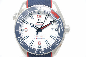 Pre-Owned Omega Seamaster America's Cup 215.32.43.21.04.001
