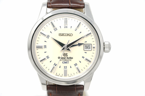 Pre-Owned Grand Seiko GMT SBGM021