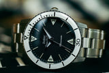 "Zodiac Super Sea Wolf Topper Limited Edition ""White Wolf"" ZO9208"