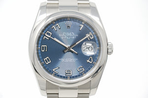 Pre-Owned Rolex Datejust 116200 with D Serial