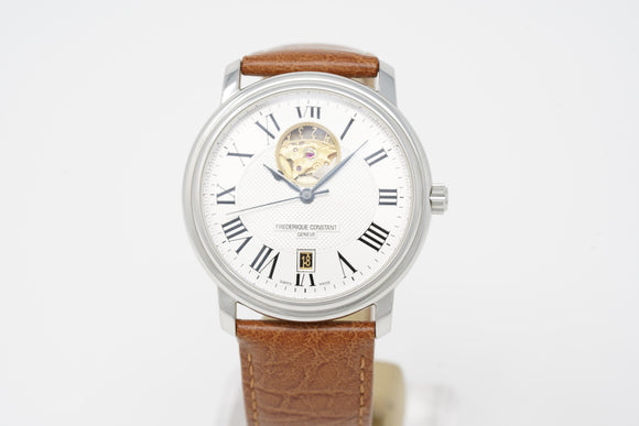 Frederique Constant Classics Heart Beat FC-315M4P6 with Extra Strap