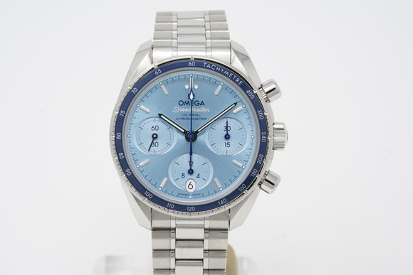 Omega Speedmaster Co-Axial Chronograph 324.30.38.50.03.001