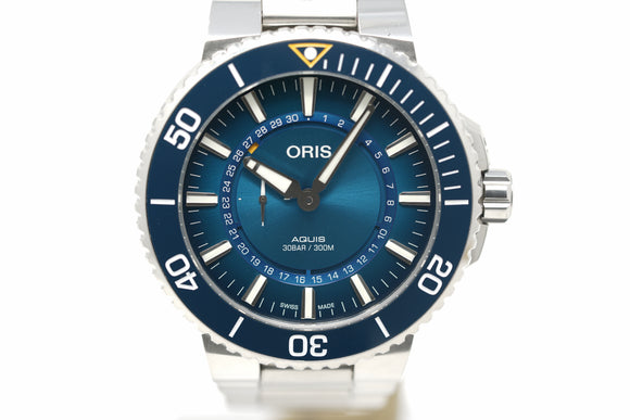 Pre-Owned Oris Great Barrier Reef Limited Edition III 01 743 7734 4185