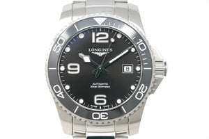 Pre-Owned Longines HydroConquest L3.781.4.56.6