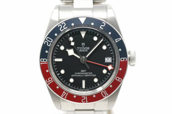 Pre-Owned Tudor Black Bay GMT M79830RB-0002