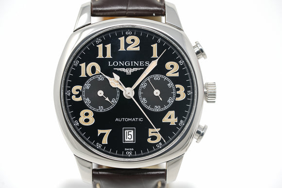 Pre-Owned Longines Spirit Automatic Chronograph L2.705.4.53.2