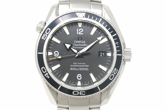Pre-Owned Omega Seamaster Planet Ocean 2500 Calibre 2201.50.00