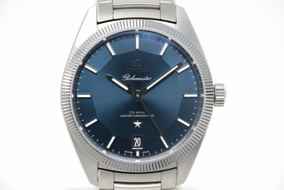 Pre-Owned Omega Constellation Globemaster 130.30.39.21.03.001