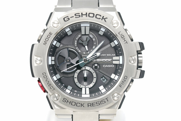 Pre-Owned G-Shock G-STEEL GSTB100D-1A