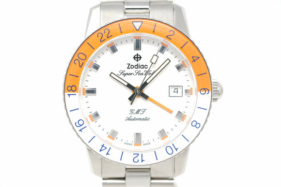 Pre-Owned Zodiac Super Sea Wolf