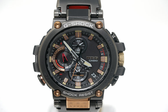 Pre-Owned G-Shock Magma Ocean 35th Anniversary MTG-B1000TF-1A