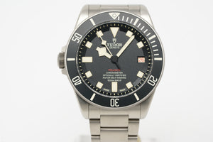 Tudor Pelagos LHD 25610TNL With Strap and Bracelet