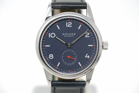 Pre-Owned Nomos Club Timeless II Limited Edition