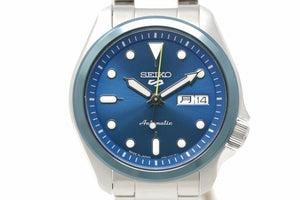 Pre-Owned Seiko 5 Sports Japan Collection 2020 Limited Edition SBSA061