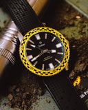 "Zodiac Sea Wolf Topper Limited Edition ""Rally"" (Yellow) ZO9272"