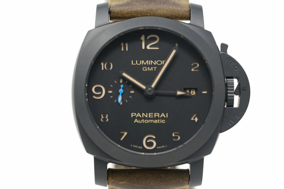 Pre-Owned Panerai Luminor GMT PAM1441