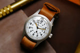 Hamilton Khaki Field Mechanical White Dial Box Set H69439512