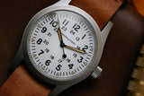 Hamilton Khaki Field Mechanical White Dial Box Set H69439512 (Deposit)