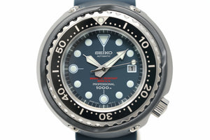 Pre-Owned Seiko Prospex 55th Anniversary Tuna Limited Edition SLA041
