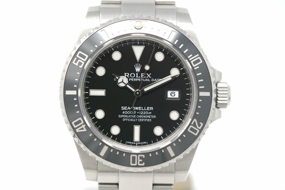 Pre-Owned Rolex SeaDweller 116600