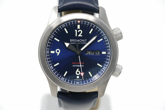 Pre-Owned Bremont U-2/BL