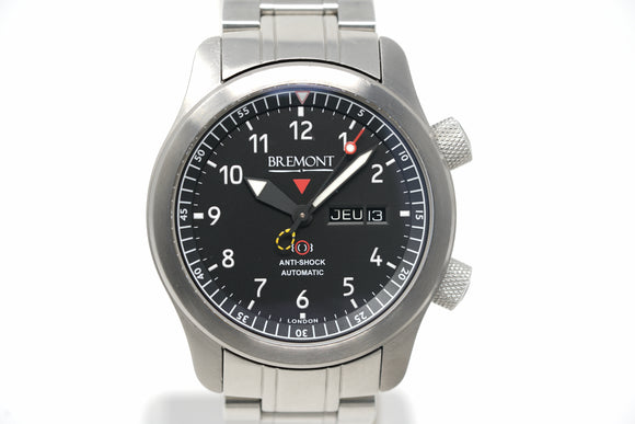 Pre-Owned Bremont MB11/GN