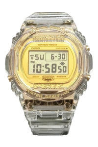 G-Shock 35th Anniversary: Skeleton Gold DW5735E-7