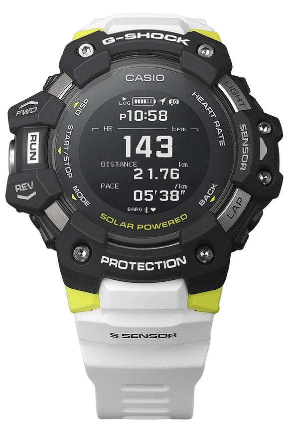 G-Shock G-SQUAD with Heart Rate Monitor GBD-H1000-1A7 (Deposit)