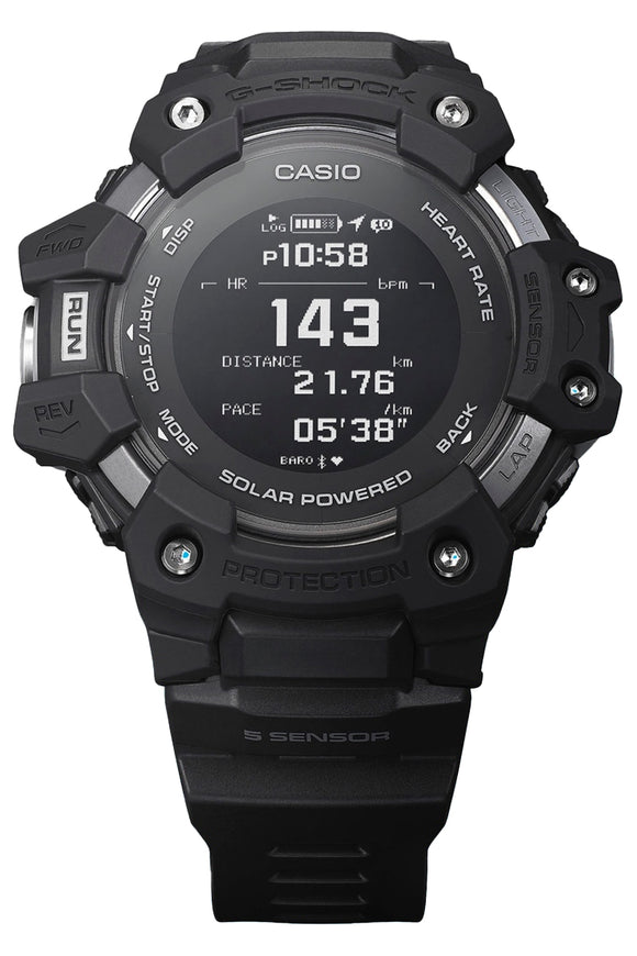 G-Shock G-SQUAD with Heart Rate Monitor GBD-H1000 (Deposit)