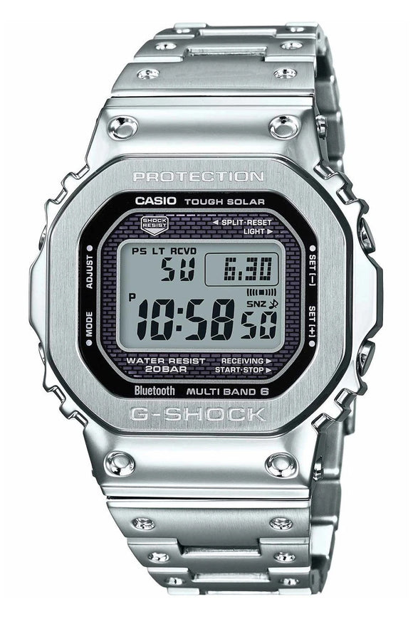 G-Shock Full Metal 5000 2way Time Sync GMWB5000D-1