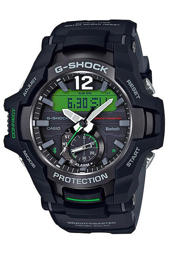 G-Shock Gravitymaster Connected GRB100-1A3