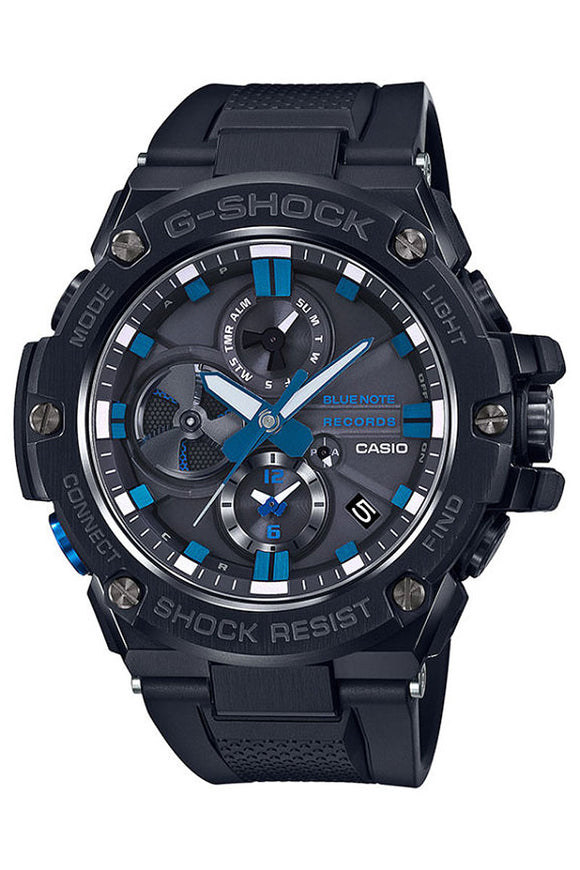 G-Shock G-Steel Blue Note Records Limited Edition GSTB100BNR-1A