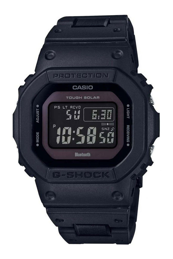 G-Shock Digital Tough Solar-Bluetooth-MB6 with Composite Band GWB5600BC-1B