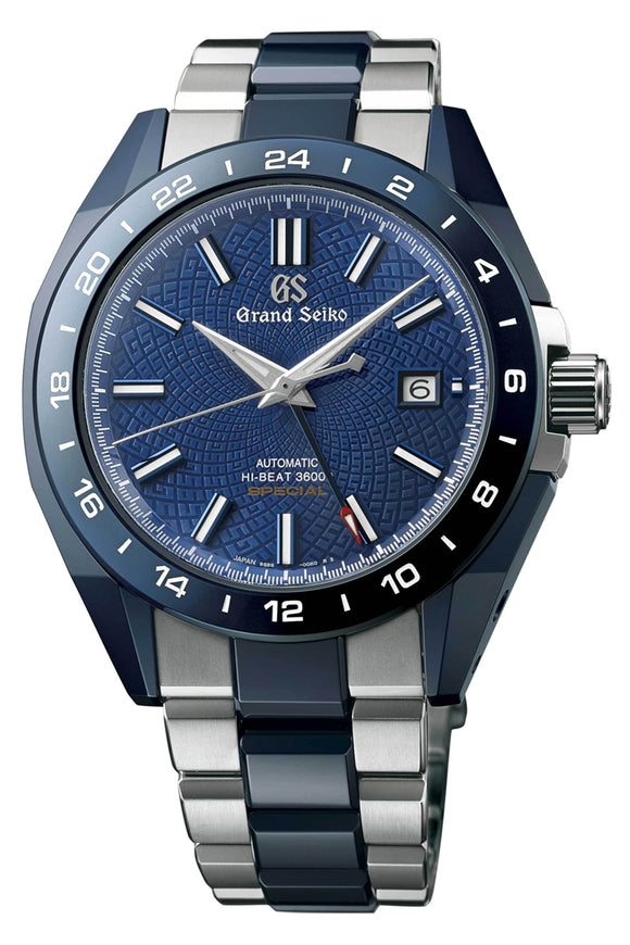 Grand Seiko Hi-Beat GMT SBGJ229 Limited Edition (Deposit)