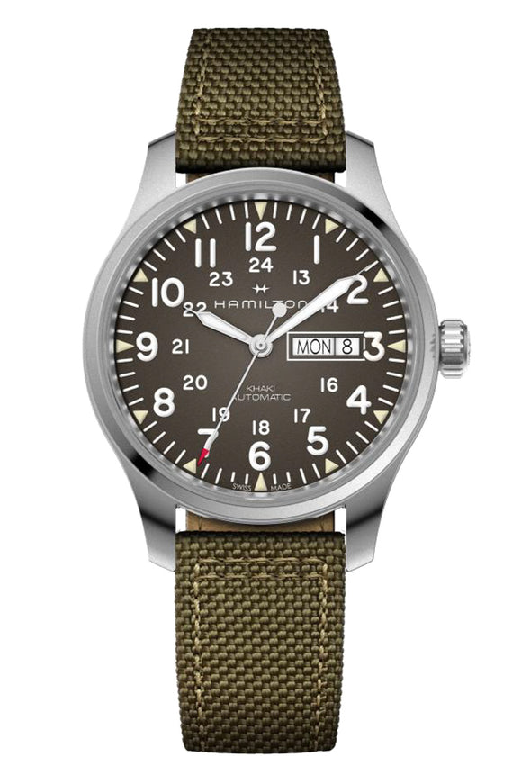 Hamilton Khaki Field Day Date 42mm H70535081