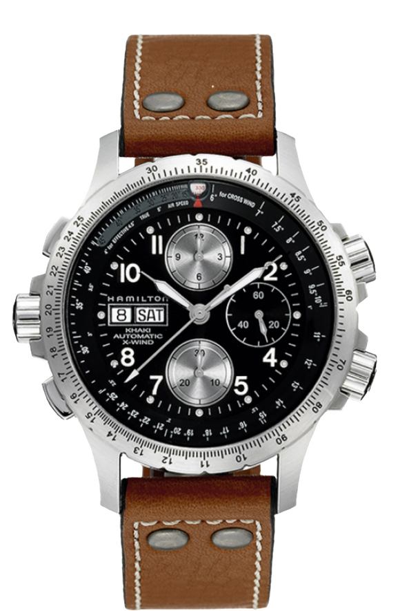 Hamilton Khaki Aviation X-Wind Auto Chrono H77616533