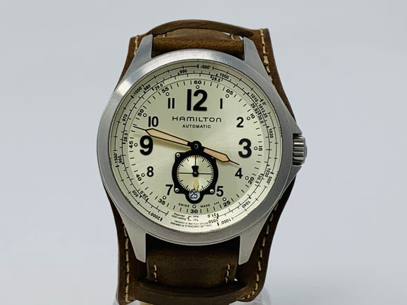 Hamilton Khaki Aviation Automatic Watch H76655723