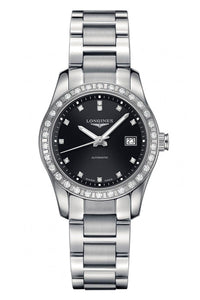 Longines Conquest Classic Diamond Ladies L2.285.0.57.6